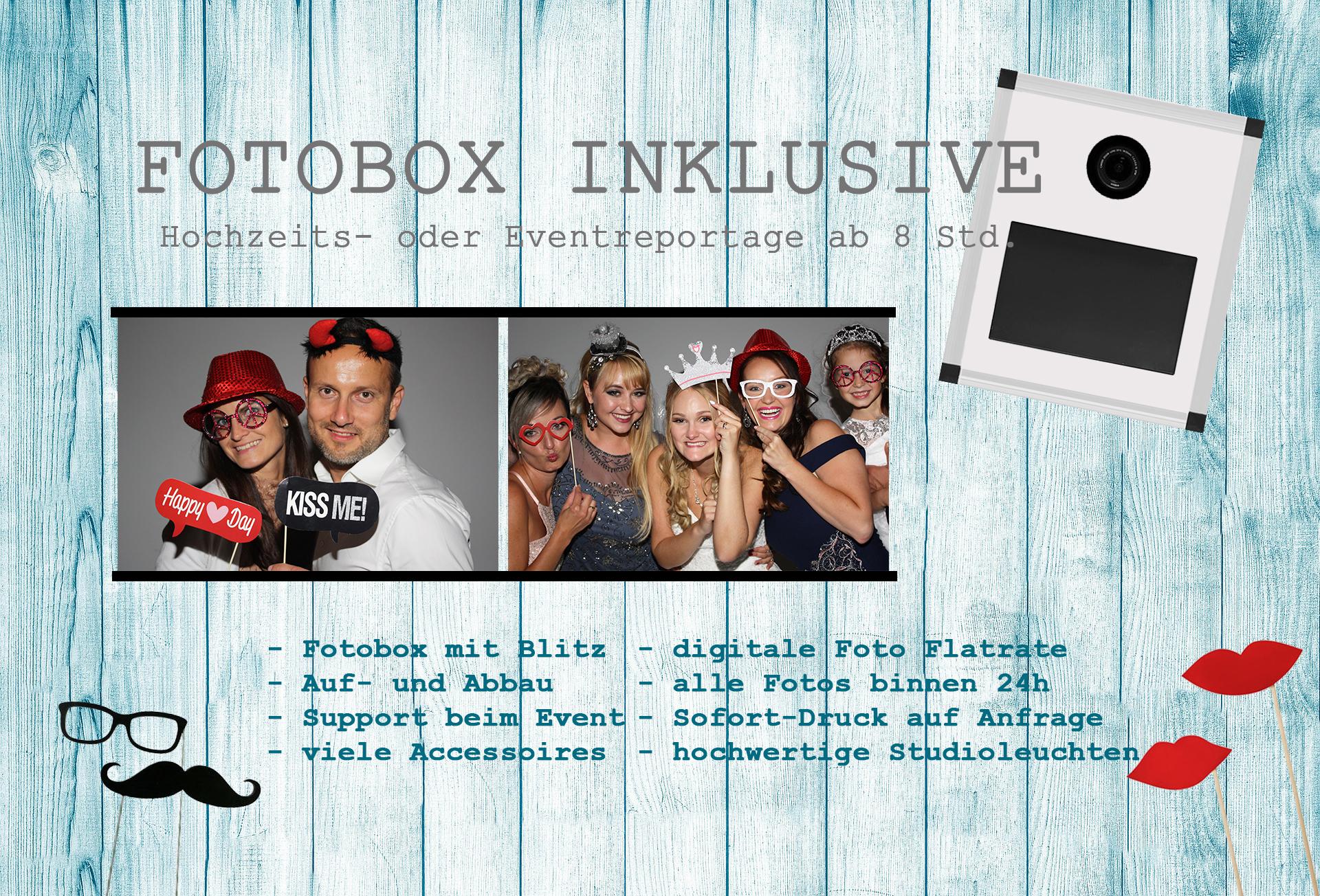 Fotobox Bozen Meran