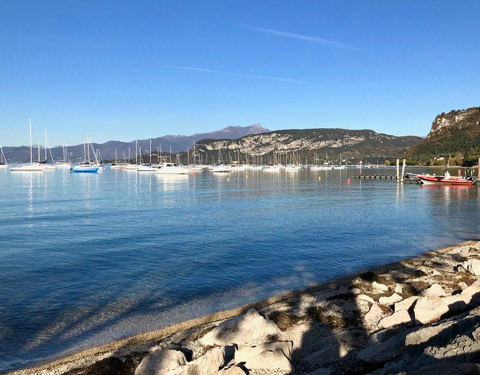 Fotograf am Gardasee